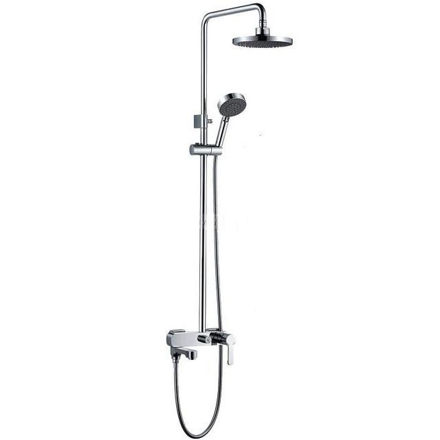 Душевая стойка со смесителем frap смеситель для кухни с краном для питьевой воды купить в ростове на дону