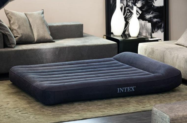 Как сделать диван из надувного матраса 112