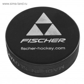 Шайба FISCHER Official game logo SR