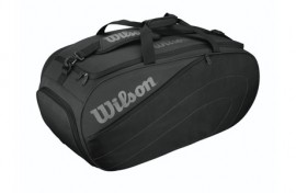 Сумка Wilson Club Duffle Small Bag Kazan WRZ696391