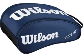 Сумка для обуви Wilson Tour Shoe Bag II (синий) WRZ841487